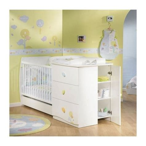 autour de bébé chambre sauthon nature lit chambre transformable baby