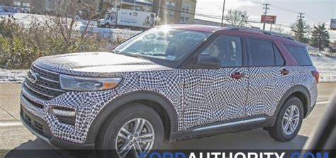 chevy   viable rival  fords upcoming  explorer