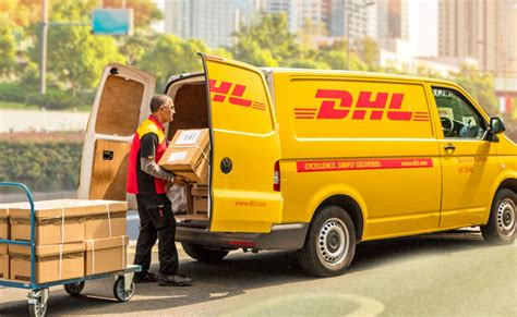 DHL | Courier Service & International Express Delivery Company