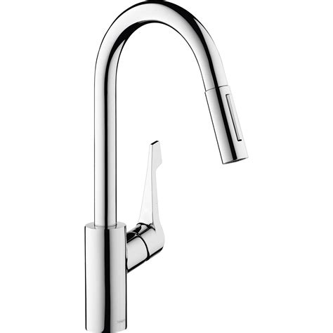 Grohe Robinet Cuisine Avec Douchette by Mitigeur De Cuisine Avec Douchette Chrom 233 Hansgrohe Cento