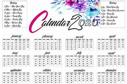 Calendar Africa South Printable Holiday Holidays Template