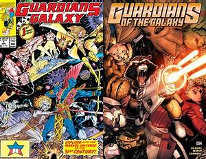 Guardians of the Galaxy: v1-v4 + TPBs, Related Series ...