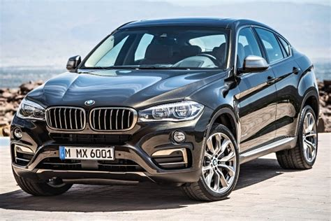 2015 Bmw X6 Suv Pricing & Features