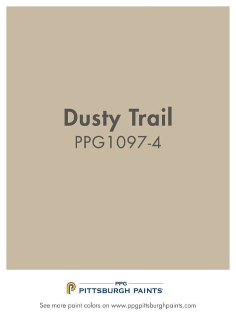 dusty trail is one of the most popular neutral beige paint