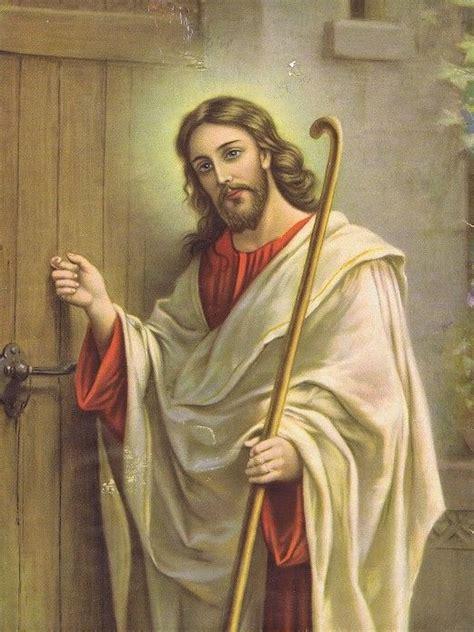 jesus knocking   door wallpaper pictures  images cakepinscom jesus christ images