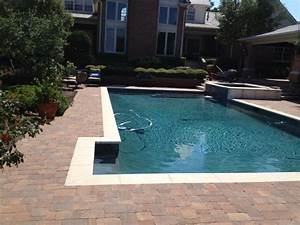Pool Deck Pavers Patio — NHfirefighters Remodelling