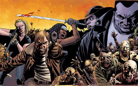 best comics the walking dead s best comic book characters geeks