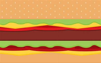 Burger Burgers Hamburger Wallpapers Desktop Bobs Vector