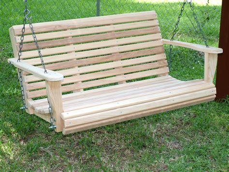 cypress porch swing plans  woodworking