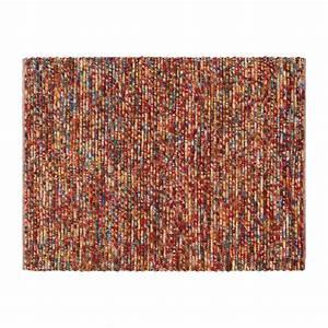 Teppich Aus Wolle : kiparati teppich gewebt bunt 240x170cm aus wolle mit motiv habitat ~ A.2002-acura-tl-radio.info Haus und Dekorationen