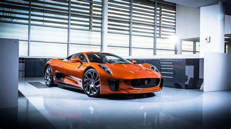 2015 Jaguar C X75 James Bond 007 Spectre Wallpaper
