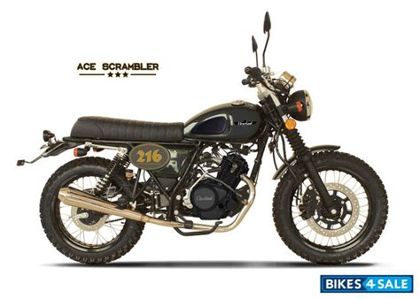 Cleveland Cyclewerks Ace Image by Cleveland Cyclewerks Ace Scrambler Motorcycle Picture