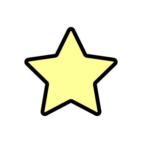 かわいい星の無料イラスト 商用フリー オイデ43