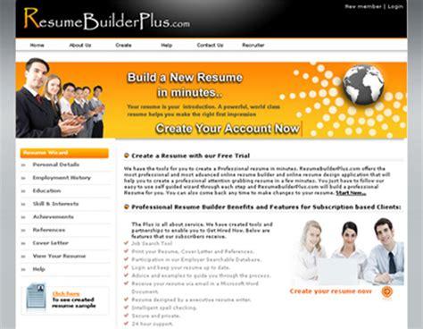 websites that help build resumes great websites to help you make a resume blueblots