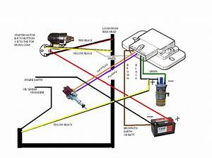 Ford Pinto Wiring Diagram For Alternator