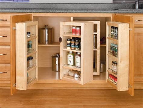 interior fittings for kitchen cupboards base cabinet swing out pantry system