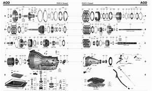 E40d Transmission Diagram