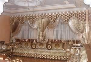 Rideau Metallique Tarif Maroc by Cache Rideaux Pour Salon Marocain Arabe D 233 Co Salon