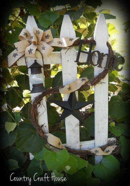 images  fence picket decorating ideas
