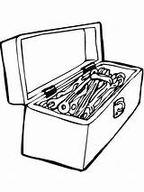 Coloring Pages Tool Printable Tools Boys sketch template