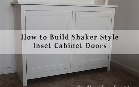 how to build shaker cabinet pdf diy inset cabinet plans download how to start