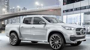 Classe X Mercedes : mercedes benz classe x ~ Mglfilm.com Idées de Décoration