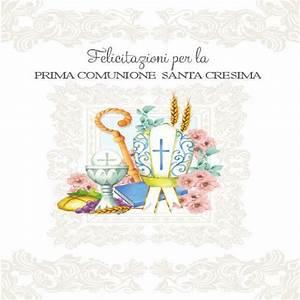 Biglietti Invito Cresima Da Scaricare Gratis FT45 Pineglen