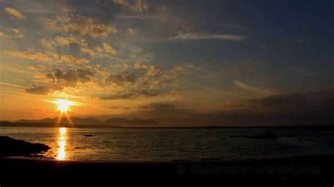 time laps timelaps sunrise early morning mannin bay
