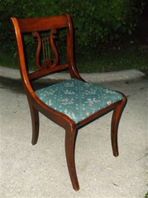 wooden harp back chairs 1000 images about duncan phyfe 1768 1854 on