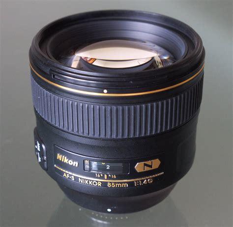 nikon lenses reviews nikon af s nikkor 85mm f 1 4g interchangeable lens review
