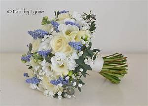 Wedding Flowers Blog: Carmen's Blue and White Spring ...