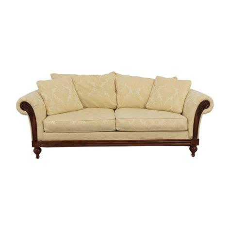 ethan allen wood frame sofa wooden frame sofas wooden frame sofas 73 with fjellkjeden