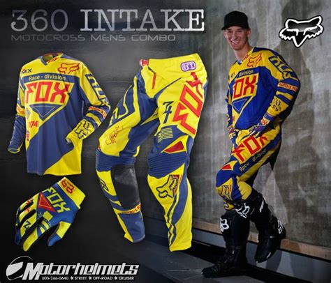 2014 fox motocross gear product ad poster march 2014 fox racing 360 intake men