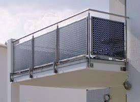 Platten Für Balkonverkleidung : balkone und gel nder aus stahl aluminium oder edelstahl glas blech holz oder balkonplatten ~ Frokenaadalensverden.com Haus und Dekorationen