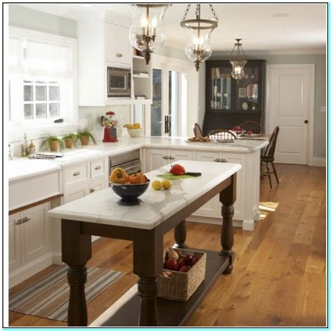 Kitchen Island Long Narrow  Torahenfamiliacom The