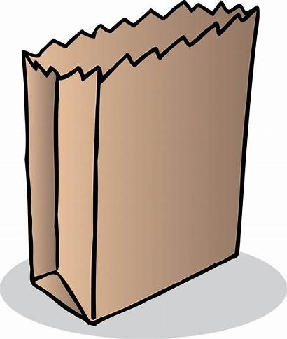 Paper Bag Clipart Cartoon Recycling Clip Clipartbest