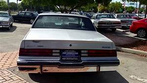 1987 Buick Regal T-type   Karconnectioninc Com Miami  Fl
