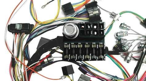 1950 Cadillac Reproduction Wiring Harnes by Lectric Limited Gm Mopar Ford Corvette Wiring Harnesses