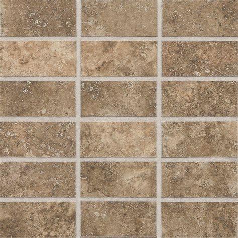 dal tile distributors daltile san michele moka cross cut 12 in x 12 in x 8 mm