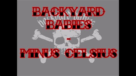 Backyard Babies Med Kalle Moraeus