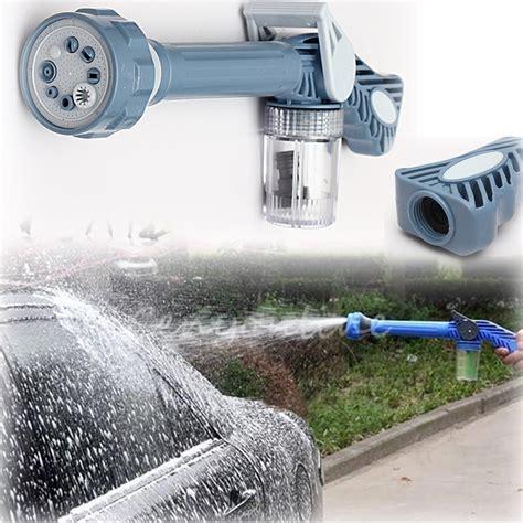 Ez Jet Garden Car garden soap spray gun 8 nozzle ez jet dispenser