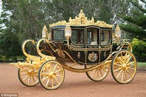Will the Queen finally get to ride in golden coach that ...