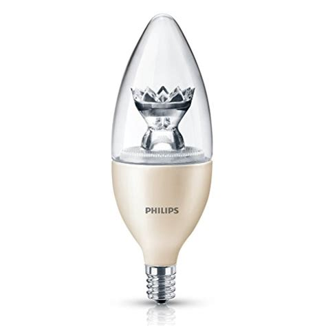 philips 435040 25 watt equivalent dimmable led b13