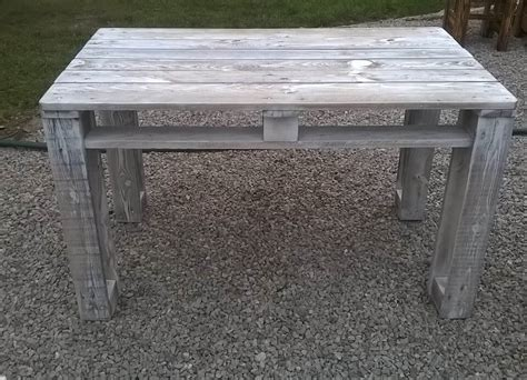 white washed table ls diy pallet reclaimed white washed tables 99 pallets