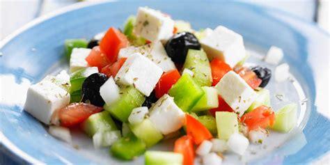 recette cuisine grecque salade grecque facile et pas cher recette sur cuisine