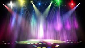 142 Beautiful Colour Dynamic Lighting Spotlight Light