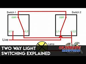 Wiring Diagram For Shed Lights