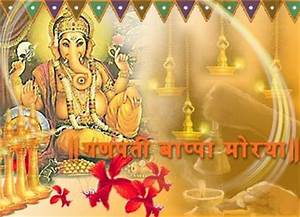 Ganesh Chaturthi 2017 English, Hindi, Marathi WhatsApp ...