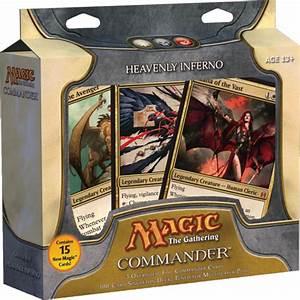 Vergil's Magic Emporium: Commander Decks and New Information