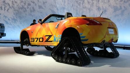 Nissan Car 370z Snow by Motor1 Car Reviews Automotive News And Analysis